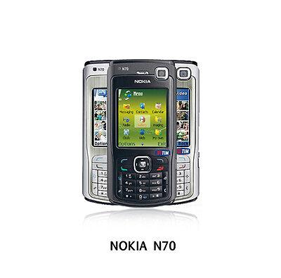 NOKIA N70 TELEFONO CELLULARE SMARTPHONE UMTS RICONDIZIONATO  GARANTITO 3 MESI