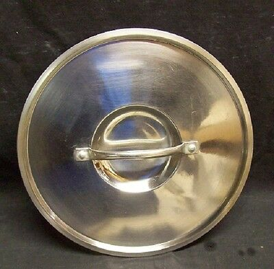 Restaurant Equipment Bar Supplies Stock Pot Lid 10 12 Diameter