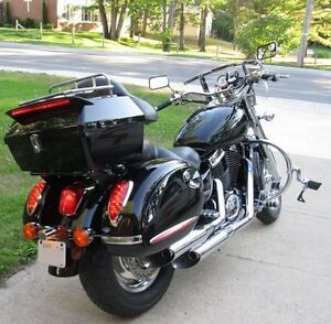 XL-Series Large Saddle Bags-Motorcycle hard bags Kitchener / Waterloo Kitchener Area image 4