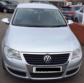 Volkswagen Passat CR-Highline Automatic 2008 immaculate condition, Full leather-front heated seats