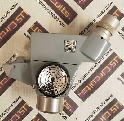 Ao Spencer American Optical Stereo Microscope Head 2 Eyepiece