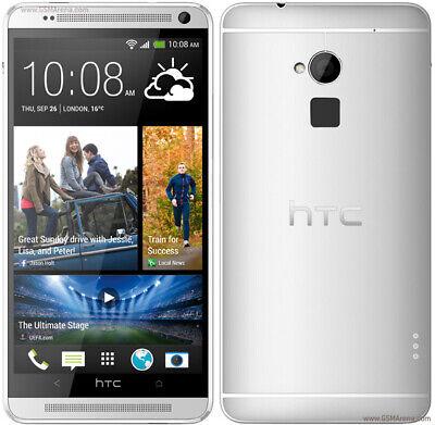 HTC One Max AP902C 32GB 4G LTE Silver Sprint Smartphone
