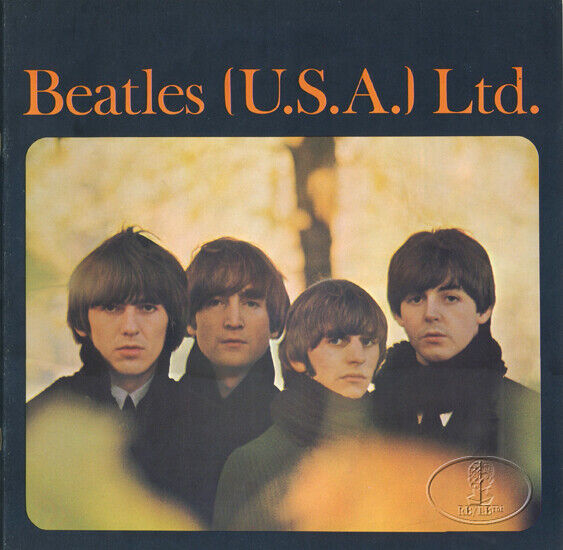 BEATLES 1965 USA TOUR Concert Program Tour Book