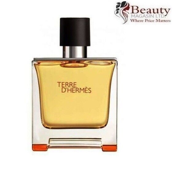Hermes Terre Dhermes Eau De Parfum Pure Parfum 75ml Spray Brand New