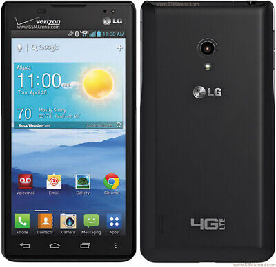LG Lucid 2 VS870 - Verizon Prepaid Cellular Phone Page Plus Wireless for sale  Shipping to Canada