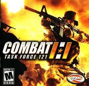 COMBAT - TASK FORCE 121