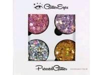 Glitter eyes festival quad
