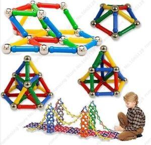 Bloc de jouet aimanté