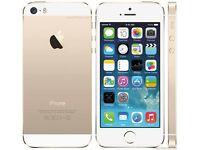 Gold 16gb iPhone 5s