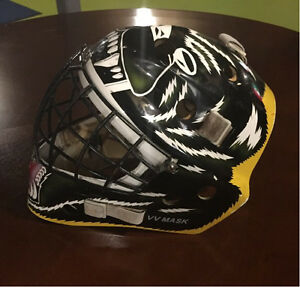 Goalie mask helmet