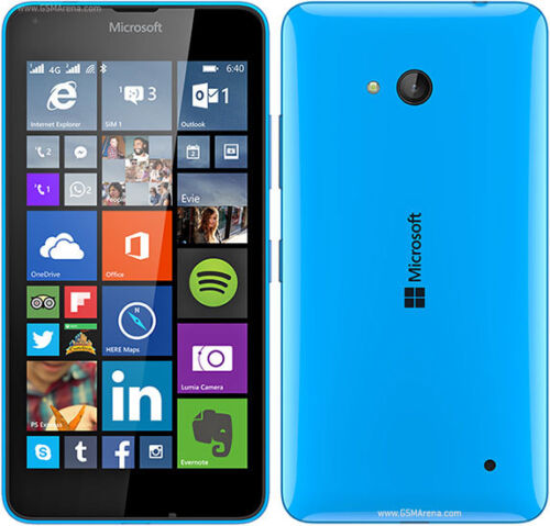 Details about Unlocked Nokia Microsoft Lumia 640 Dual Sim Stand-by Windows  Phone Four Colors