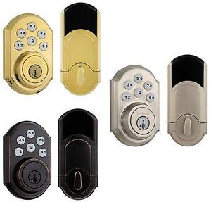 Kwikset-910-TRL-ZW-L03-11P-15-SMT-CP-SmartCode-Wireless-Z-Wave-Keyless-DeadBolt