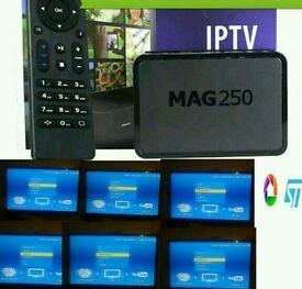 Tv live box