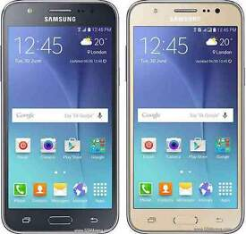 NEW SAMSUNG GALAXY J5 FOR SALE NEVER BEEN USED GOLD BLACK WHITE AVAILABLE