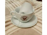Large Costa cup & saucer