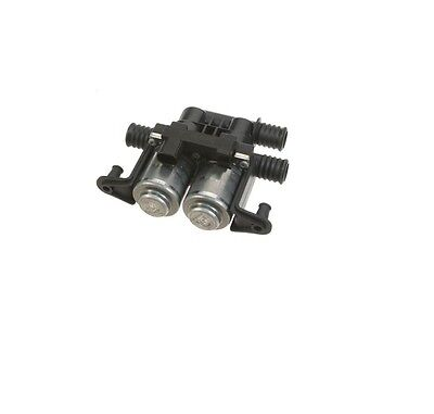 New Hot Water Heater Control Valve Dual Solenoid for BMW E39 E53 1147412159 ()