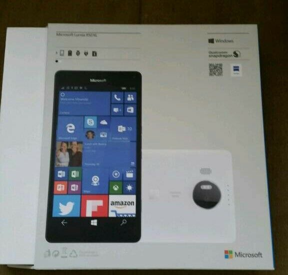 Microsoft Lumia 950 XL WhiteBrand New Boxedin Bolton, ManchesterGumtree - Microsoft Lumia 950 XL White Brand New Boxed £280Please contact me on 07877221395