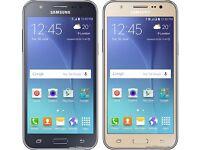 Samsung galaxy j5 brand new with box