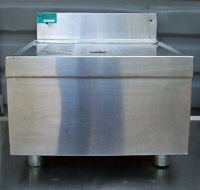 Restaurant Equipment Bar Supplies SUPREME METAL UNDER BAR DRAIN BOARD GLASS RACK