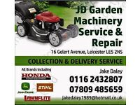 JD GARDEN MACHINERY