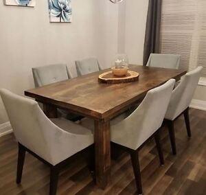Custom Table- 6'x3.5'