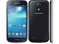 Samsung s4 mini mobile phone