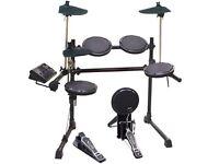 Medeli DD502 (j) Electronic Digital Drum Pad Kit + Stool