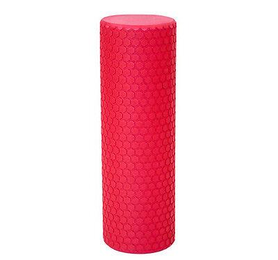 Yoga 30x10cm Massage Home Gym Pilates Hot EVA Foam Roller Trigger Point