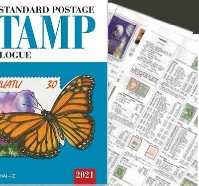 Timor 2021 Scott Catalogue Pages 81-86