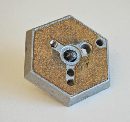 Manfrotto Camera Tripod ETG100 Hexagonal Quick Release QR Plate  (4517)
