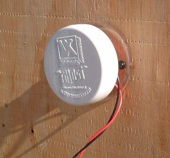 "Vidsonix Sonic Ghost 3"" Audio Tactile Transducer 1 Unit Plate Reverb Hidden NEW"