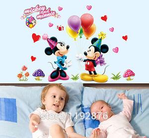 Décalque de Michey Mousse et Minnie Mouse neuf! Saint-Hyacinthe Québec image 10