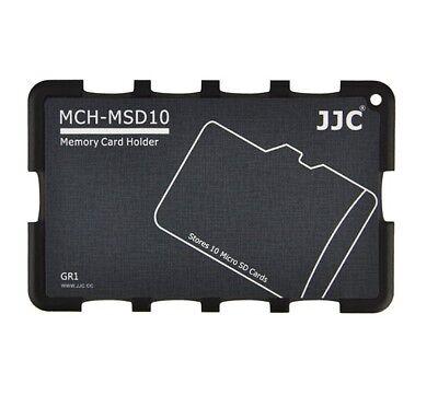 Memory Card Case Speicherkarten Schutzbox für 10 Micro SD  Karten