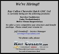 We're Hiring ~ Come Join Our Team!!!