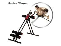 5 minutes shaper fitness equipment new boxed