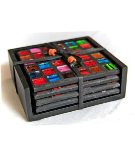 NEW-HAND-MADE-MULTI-COLOUR-MOSAIC-DINNER-TABLE-COASTERS-PLACEMATS