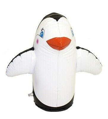 Gonfiabile in PVC Pinguino Piccolo Sempre in Piedi