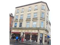 First Floor Large Serviced Office with great views over College Green. Available Immediately