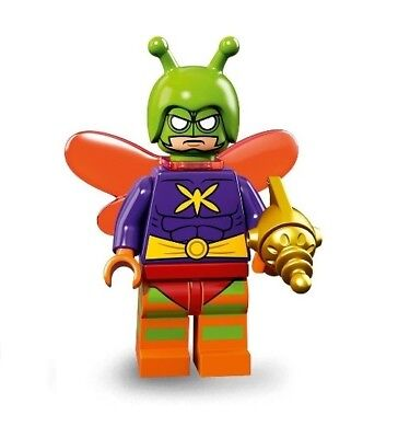 LEGO Batman Movie Series 2 MINIFIGURE KILLER MOTH 71020