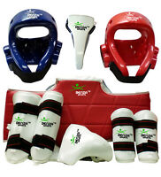 BENZA TAEKWONDO SPARRING GEAR SET ON SALE FOR $144.99!!
