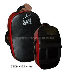 KICKING SHIELDS ONLY @ BENZA SPORTS