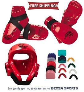KARATE TAEKWONDO SPARRING GEAR SET STARTING FROM