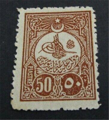 nystamps Turkey Stamp # 141 Mint OG H $50   L23y1200