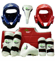 BENZA TAEKWONDO SPARRING GEAR SET ON SALE + FREE SHIPPING!!!!
