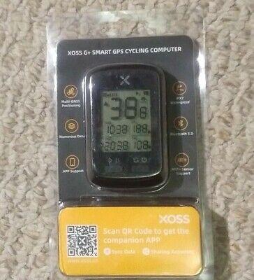 XOSS G GPS Cycling Computer Wireless Bike Speedometer Odometer Cycling Tracker W