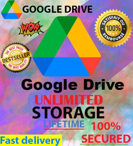 google drive✅unlimited🔥✅storage ⚡ unlimited 100%🔥original lifetime🔥✅