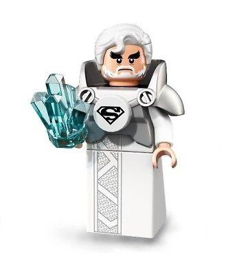 LEGO Batman Movie Series 2 MINIFIGURE JOR-EL SUPERMAN DAD SEALED 71020