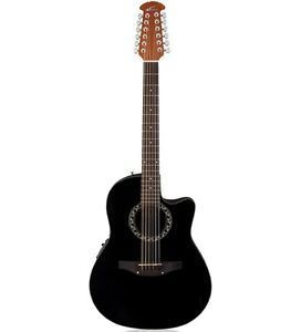 Applause 12-String Acoustic-Electric Guitar - NEW