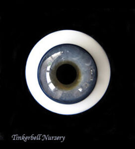 20mm-SOLID-LAUSCHA-FA-BLUE-GREY-GLASS-EYES-TINKERBELL-NURSERY-for-reborn-kits