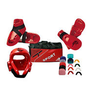 BENZA SPARRING GEAR SET ON SALE FOR $99.99+FREE SPORTS BAG!!
